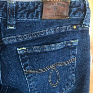 Lucky Brand Lola Skinny Jeans Size 2/26
